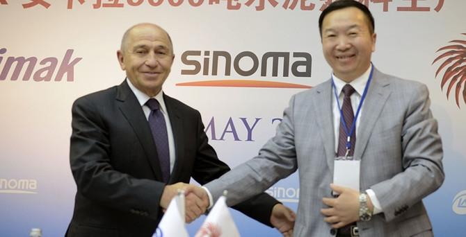Limak Çimento, Çinli şirketle anlaştı