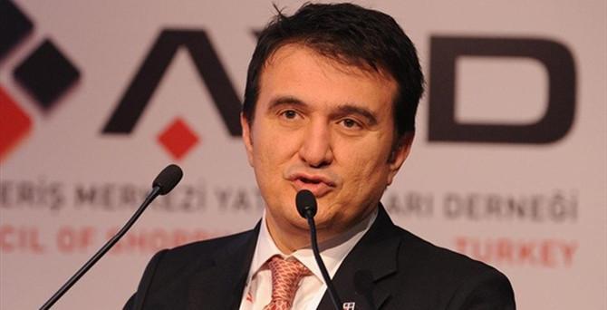 'Fenerbahçe Başkanlığına resmen adayım'