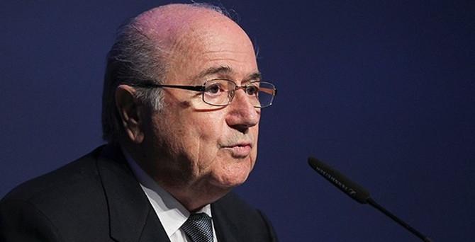 Alman basınında Blatter'a büyük tepki