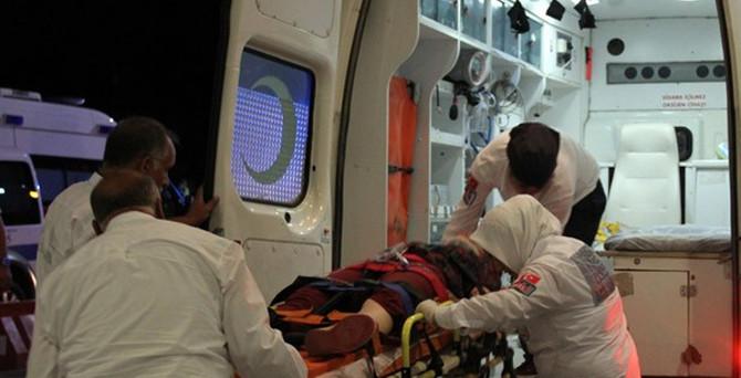Malatya'da trafik kazası: 13 yaralı