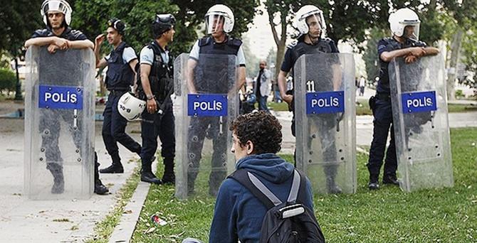 Taksim'de 'Gezi' alarmı