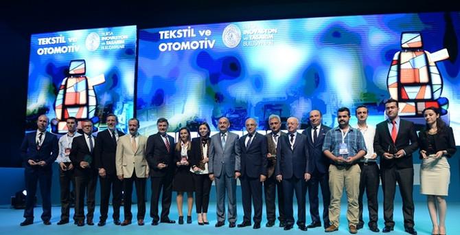 Otomotiv ve tekstilciler Bursa'da inovasyon ve tasarım rüzgarı estirdi