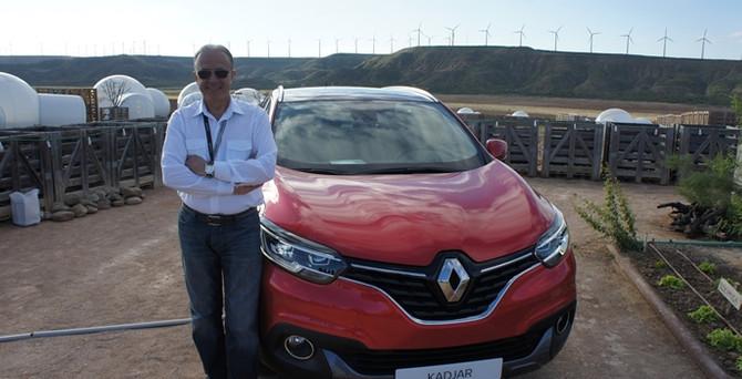 Renault SUV'u sevdi