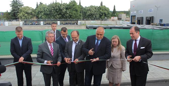 Standard Profil Bulgaristan'da ikinci fabrikayı açtı, Çin'de büyümeye hazırlanıyor