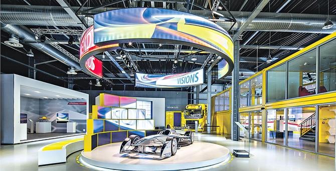 DHL, Anadolu'da 7 yeni ofis açıyor karayolunda Türkiye'yi hub yapacak