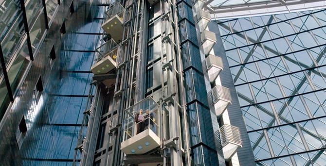 Asansör kuyruklarını ortadan kaldıran sistem Türkiye'de