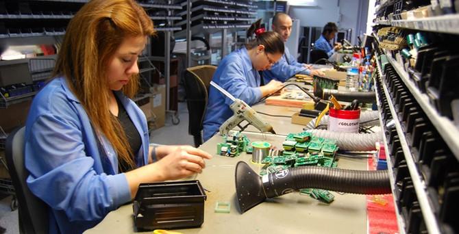 Endüstri 4.0 için mühendis hazırlıyor