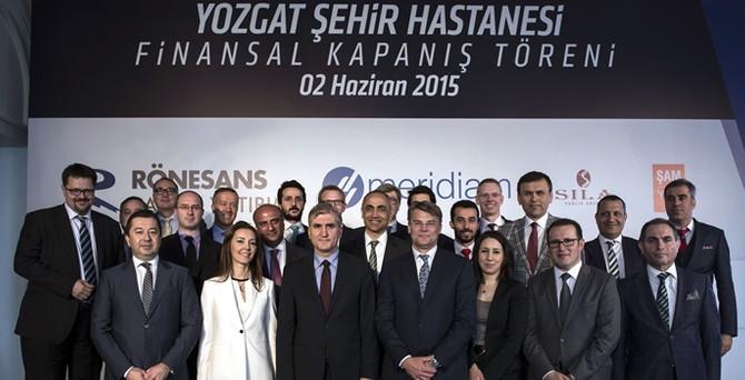 Yozgat Şehir Hastanesi için imzalar atıldı