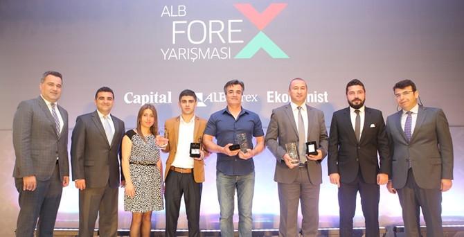 'Forex'te kazananlar altınla ödüllendirildi