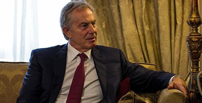 Tony Blair'e Avrupa'da yeni görev