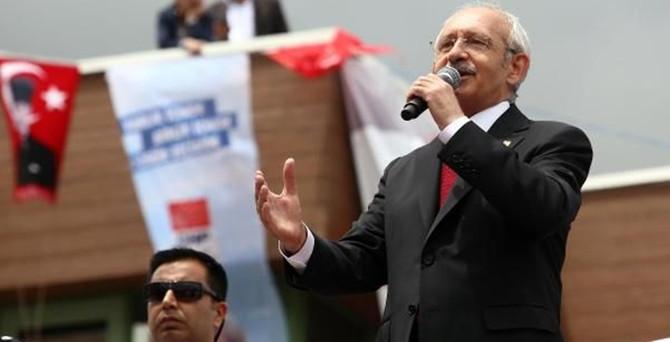 'Halka güven veren tek parti CHP'