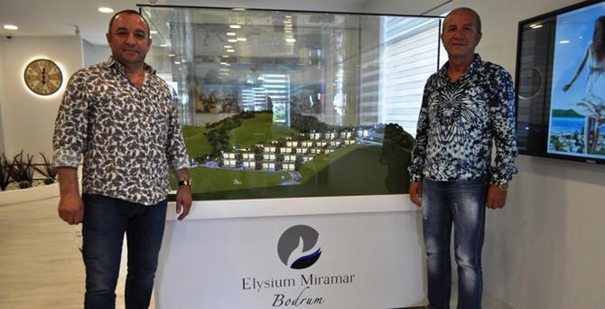 Ofton, Elysium Miramar ile Bodrum'da 4 mevsim yaşatacak