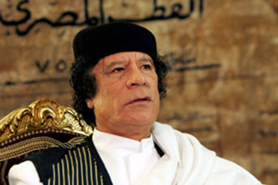 NATO saldırısında Kaddafi'nin oğlu ile üç torunu öldü