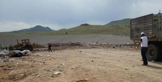 Kapadokya'ya yeni atık depolama tesisi