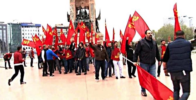Taksim yasağını delen eylemcilere 11 yıl hapis talebi