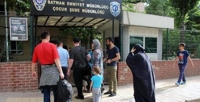 IŞİD'e katılmak isteyen 18 kişi sınırda yakalandı