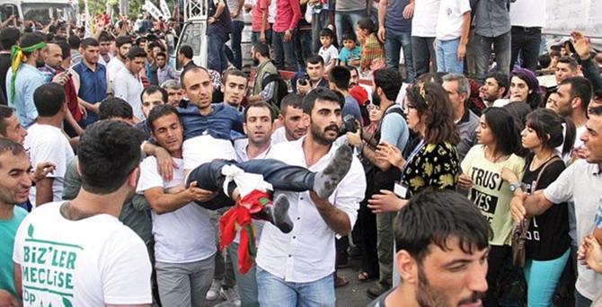 Diyarbakır'daki patlamayı 5 savcı soruşturuyor