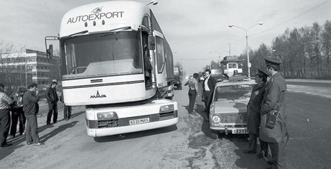 Sovyetler Birliği'nden kalma ilginç taşıtlar