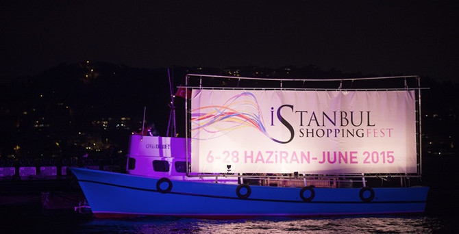 İstanbul Shopping Fest başladı