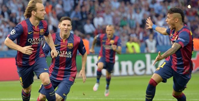 Barcelona, kupanın sahibi oldu