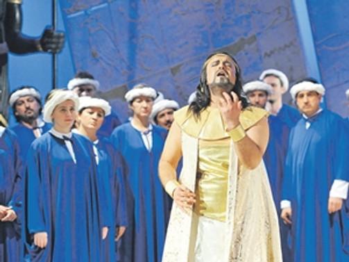 """Opera Festivali'ni """"Yusuf ile Züleyha"""" açacak"""