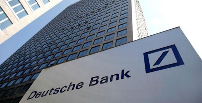 Deutsche Bank'ın hisseleri uçuşa geçti