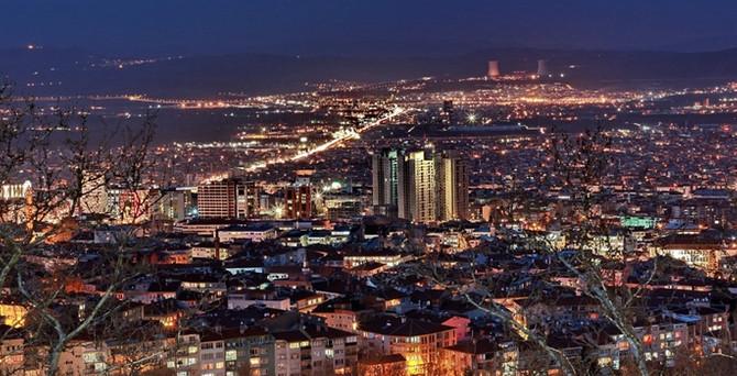 Bursa'nın geleceği Kentsel Dönüşüm Zirvesi'nde