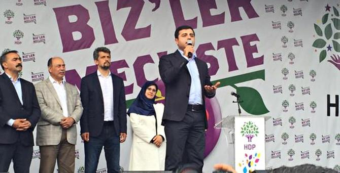 Demirtaş: Türkiye koalisyondan korkmamalı