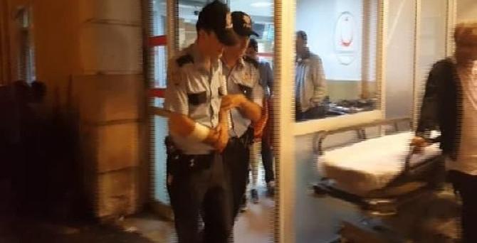 Sahte polisten polise silahlı saldırı