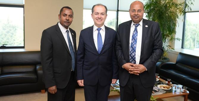 Etiyopya'dan Bursalı firmalara yatırım daveti