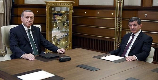 Cumhurbaşkanı Erdoğan, Davutoğlu'nu kabul edecek