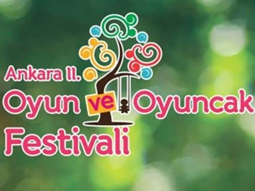 2. Oyun ve Oyuncak Festivali cumartesi başlıyor
