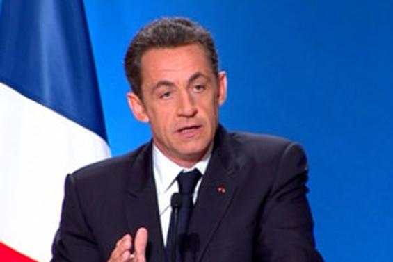 Sarkozy'nin de ses kayıtları çıktı