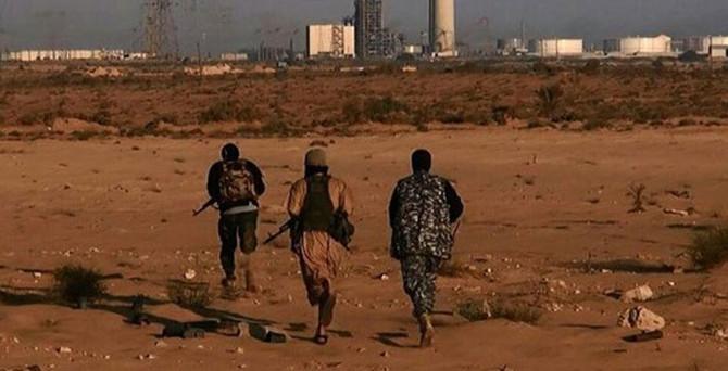 Libya'da bir kent daha ele geçirdiler