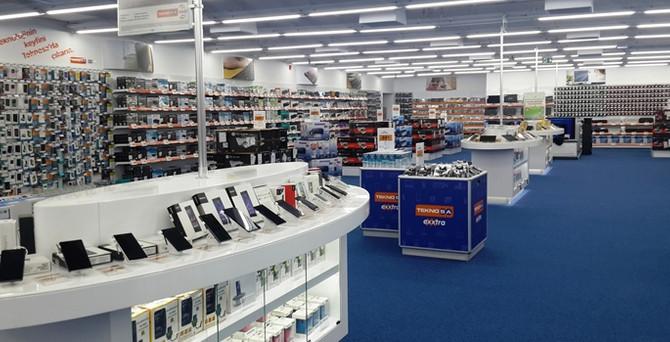 TeknoSA, İzmit'teki 5. mağazasını açtı