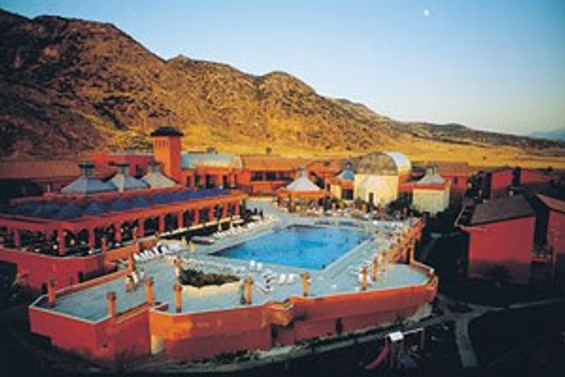 Denizli'ye termal otel yatırımı