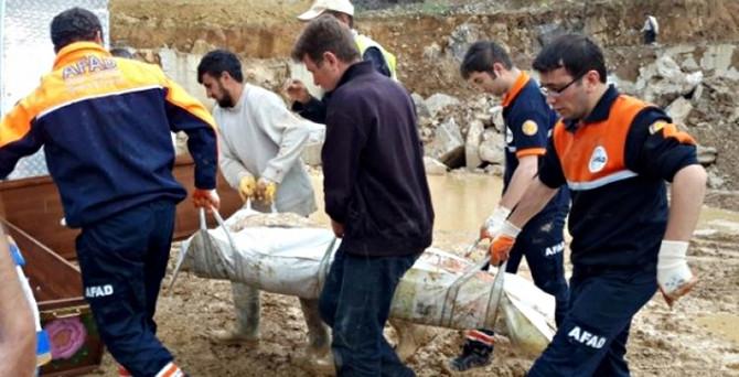 Mermer ocağında feci kaza: 1 işçi öldü