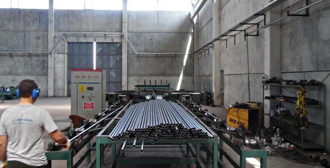 Armosan çelik donanımda Avrupa'daki Çin payına göz dikti