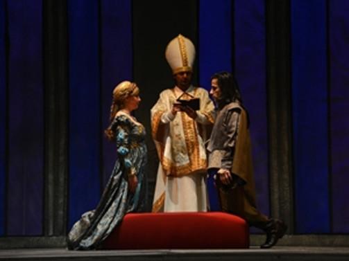 Ölümsüz aşk İstanbul Opera Festivali'nde