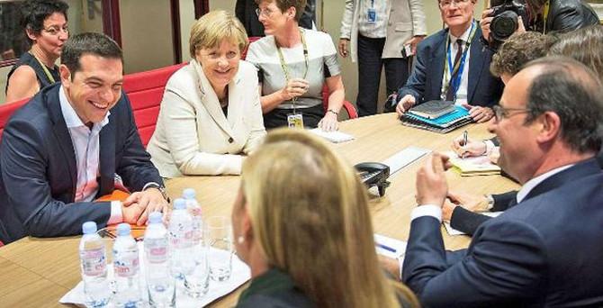 'Almanya, Yunanistan'ın iflasına hazırlanıyor'