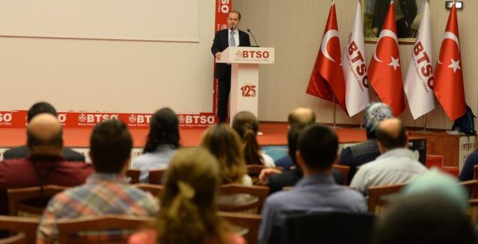 BTSO üyelerine dijital pazarlama ve e-ticaret eğitimi