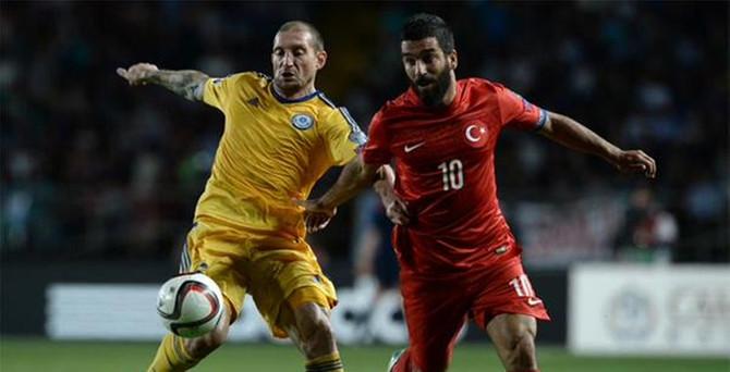 Kazakistan 0 - 1 Türkiye