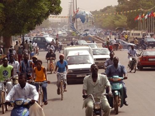 Darbe, ebola, ekonomi; dürüst insanların ülkesi, Burkina Faso