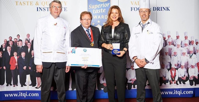 Türk Kahvesi'ne Üstün Lezzet Ödülü
