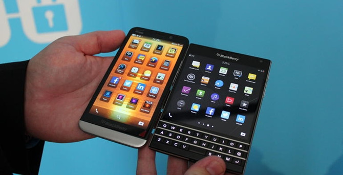 Blackberry, Android mi oluyor?