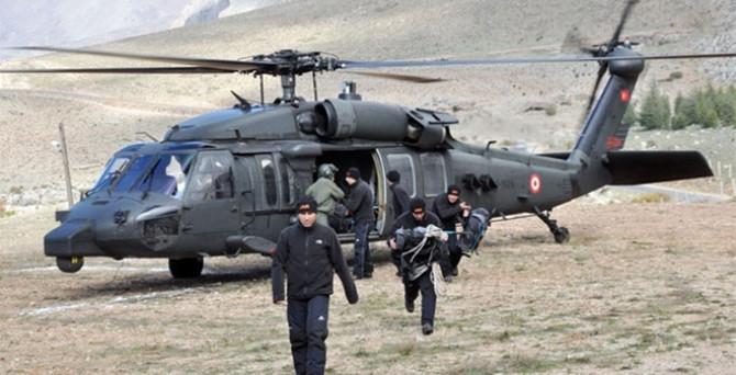 Tokat'ta 5 dağcı kayboldu