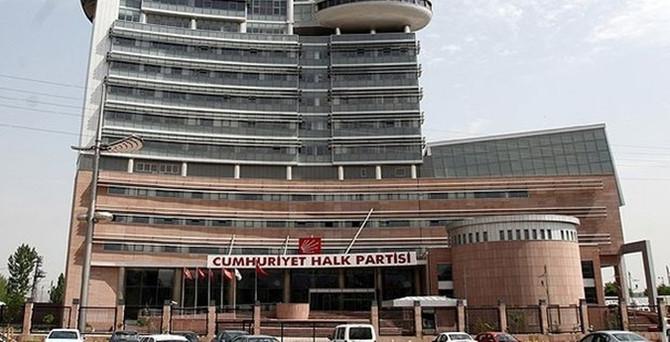 CHP'de adaylık başvuruları sona erdi