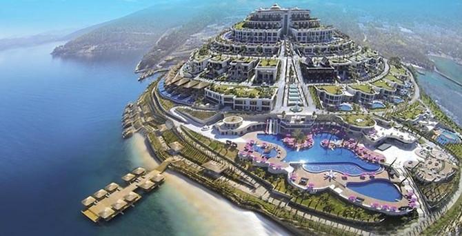 Jumeirah, ikinci otelini Bodrum'da açtı