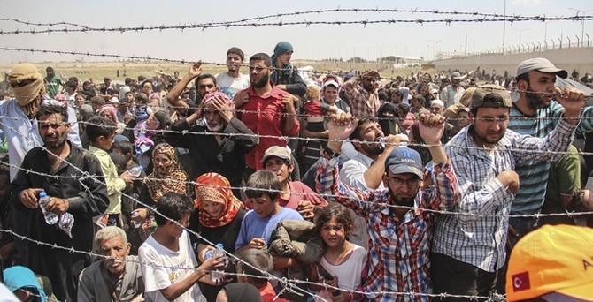 Kanada 10 bin Suriyeli sığınmacı alacak