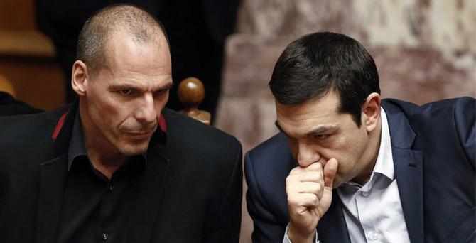 Çipras: Yunanistan'ı 5 yıl talan ettiler